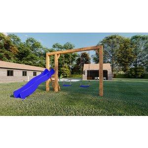 Douglas swing SCAR with slide