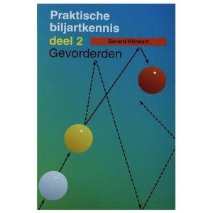 Biljartboek Praktische biljart kennis 2