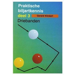 Biljartboek Praktische biljart kennis 3