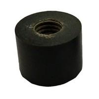 X-pro Keu dop Pro zwart 12 mm