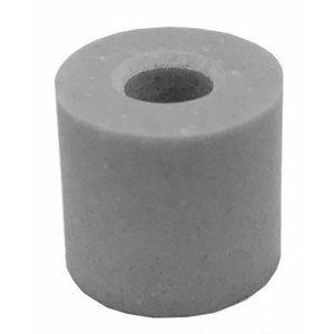 Keu dop Pro licht grijs 12 mm