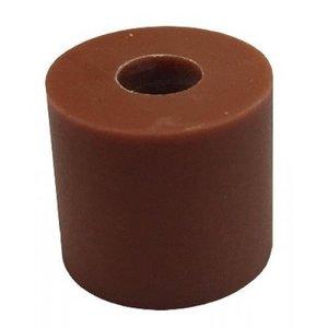 Keu dop Pro bruin 13 mm