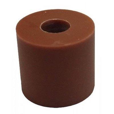 Keu dop Pro bruin 13 mm.
