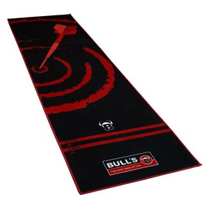 "BULL'S Dart-Mat ""140"" Red"