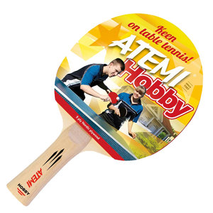 Table tennis Bat Atemi Hobby