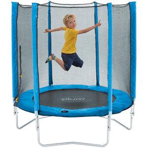 Plum trampoline Junior with safety net blue 4.5ft