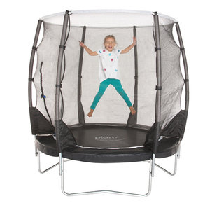 Plum trampoline Magnitude with safety net 6ft