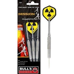 Bull's Mission steel tip darts