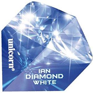 Unicorn flight Ian Diamond White