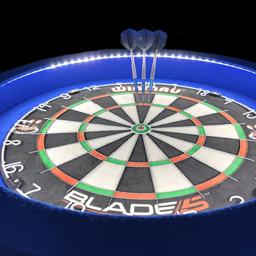 Dart ring lighting with LED Div. colors The luxury