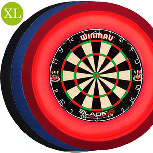 Dart ring lighting with LED Div. colors De luxe XL