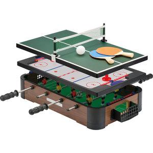 Toyrific 3-i-1 spillebord