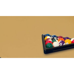 Simonis poollaken gold kleur 60 x 60 cm