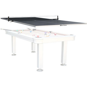 Cornilleau table tennis top outdoor grey.