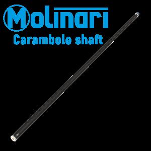 Molinari Lancia shaft Carambole
