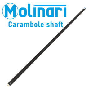 Molinari Lancia shaft Carom