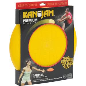 KanJam disc yellow