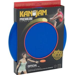 KanJam disc blue