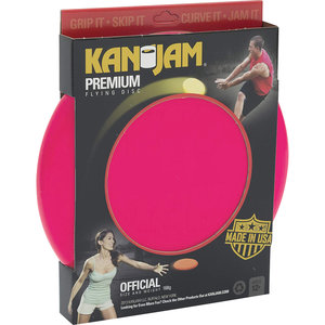 KanJam disc pink