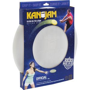 KanJam disc glow in the dark