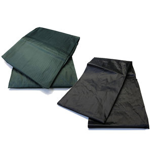 Pool cover snooker Green 12ft thin