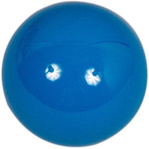 Blauwe carambole bal maat 61,5 mm