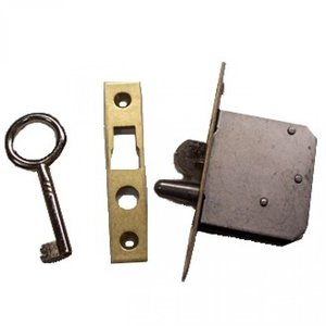 Lock for D&K clock with 1 key