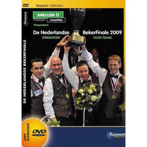 DVD Bekerfinale NL 2009, 3-banden teams