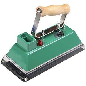 Snookerdoek strijkijzer