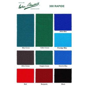Simonis 300 Rapide. 195 cm. Diverse kleuren