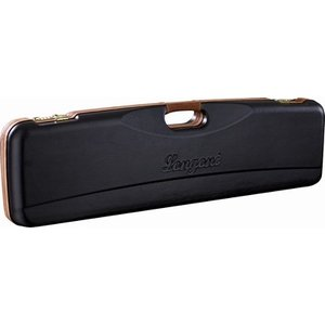 Cue case with leather trim Longoni ABS 2B / 4S