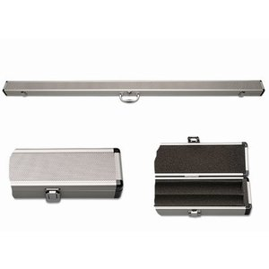 Snooker Koffer aluminium 1/1 eco 157 cm