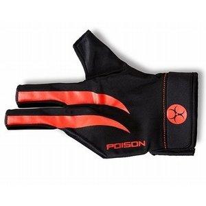 Poison Billiards gloves