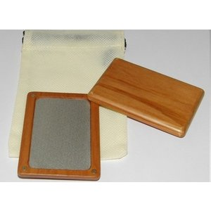 Sanding board. with a lid