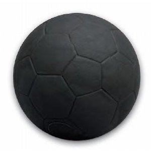 Tafelvoetbal Bal profiel Zwart zacht