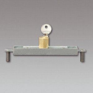 Soccer table lock Garlando