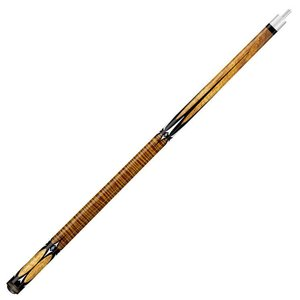 Artemis pool cue Opal curly maple