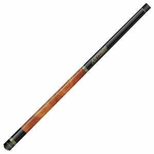 Carom cue Mister 100 Black / Brown Stained Handle