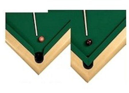 Combination billiards