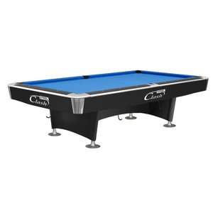 Pool billiard Clash Steel II black