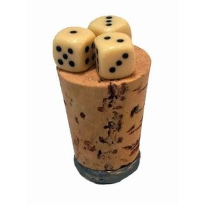 Cork game. Tuimelkurk