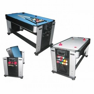 Air hockey / pool table Twist Junior 2-1