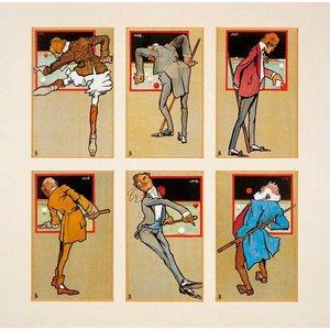 Poster Vintage - Magnifique
