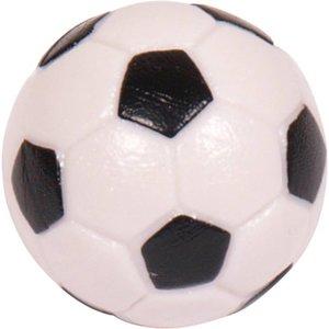 B&W Engraved Soccer 32 mm