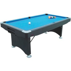 pooltable Challenger MDF 7 ft