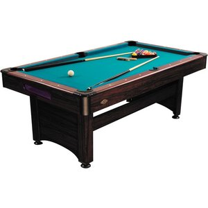 Pool table Rosewood MDF 6 ft