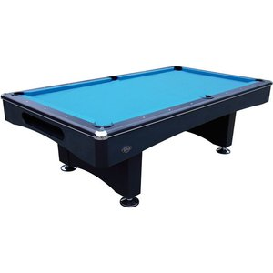 Pooltafel Buffalo Eliminator II.  6, 7, 8 of 9 ft zwart