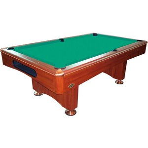 Pool table Buffalo Eliminator II, 7 or 8 foot brown