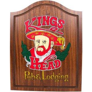 Dart cabinet Kings Head full color