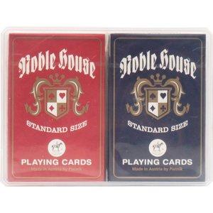 Speelkaarten Piatnik Noble House dubbel